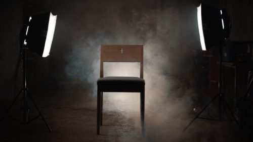Wooden Church Chairs - OAK